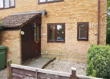 Thumbnail 1 bed flat for sale in Tresillian Gardens, West End, Southampton