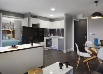 Thumbnail Studio to rent in Grande Apartment, The Edge 4 Westfield Road, University