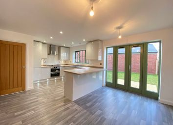Thumbnail 4 bed detached house for sale in Sand Pit Road, Calne