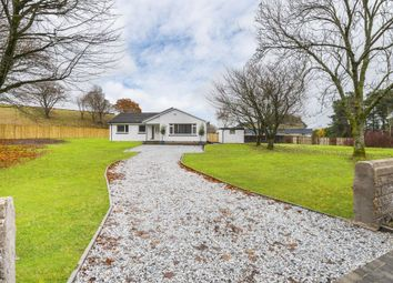 Thumbnail 3 bed detached bungalow for sale in Broomfaulds, Glenorchard Road, Balmore