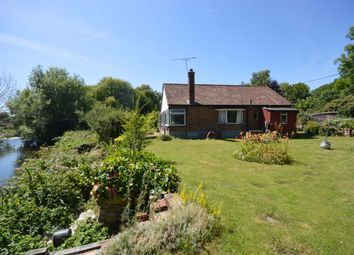 Thumbnail 3 bed detached bungalow for sale in Beasley's Ait, Sunbury-On-Thames