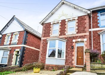 Thumbnail 3 bed terraced house for sale in Sherwell Hill, Torquay