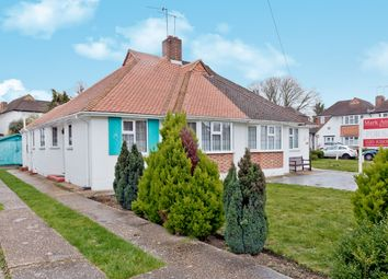 Thumbnail 2 bed semi-detached bungalow for sale in Portway, Ewell Village