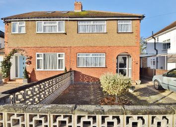Thumbnail 3 bed semi-detached house for sale in Rex Avenue, Ashford