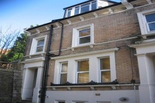 Thumbnail 2 bed flat to rent in Verulam Place, Bournemouth