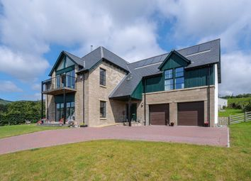 Thumbnail 4 bed detached house for sale in By Pitlochry, Perthshire