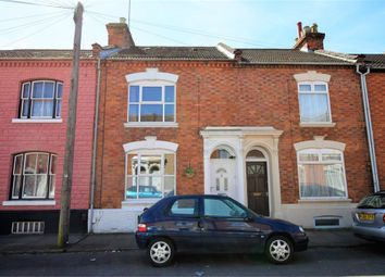 Thumbnail 4 bed terraced house for sale in Cowper Street, Northampton