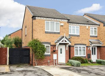 Thumbnail 2 bed semi-detached house for sale in Conwy Close, Walsall
