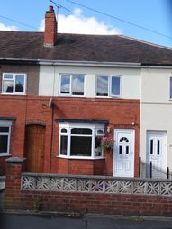 Thumbnail 4 bed terraced house to rent in Chancery Lane, Nuneaton