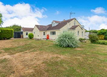 Thumbnail 4 bed detached house for sale in Sandy Lane, Tydd Gote, Wisbech