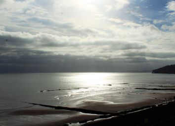 Thumbnail 2 bedroom flat to rent in Sea Lawn Terrace, Dawlish