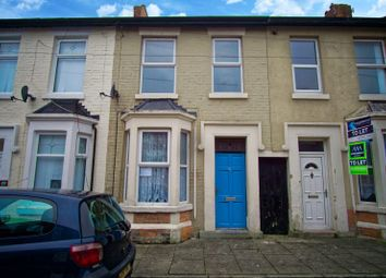 Thumbnail 3 bedroom terraced house to rent in Milner Street, Preston