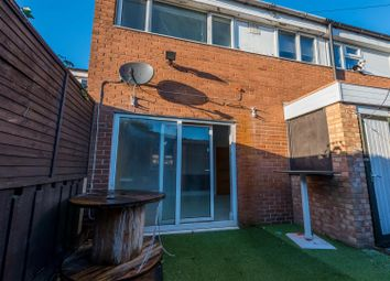 Thumbnail 3 bed terraced house for sale in Redruth Close, Coventry