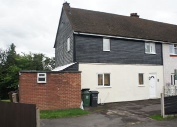 Thumbnail 3 bedroom semi-detached house for sale in The Close, Anstey, Leicestershire