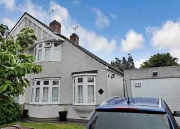 Thumbnail 3 bed semi-detached house for sale in Heathview Crescent, Dartford, Kent