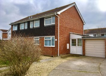 Thumbnail 3 bedroom semi-detached house for sale in Starling Close, Worle, Weston-Super-Mare
