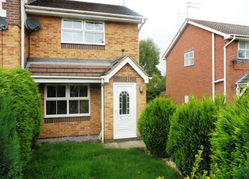Thumbnail 2 bed semi-detached house for sale in Oak Court, Sprotbrough, Doncaster