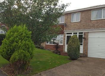Thumbnail 4 bed detached house for sale in Malvern Avenue, Washingborough, Lincoln
