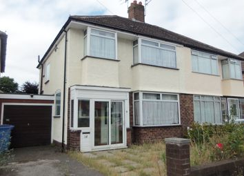 Thumbnail 3 bed semi-detached house for sale in Eastcote Road, Allerton, Liverpool