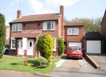 Thumbnail 3 bed semi-detached house for sale in Swallow Close, Esh Winning, Durham