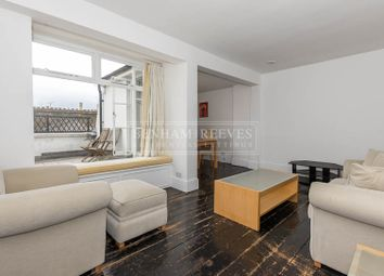 Thumbnail 2 bedroom flat to rent in Cottesmore Gardens, Kensington