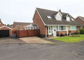 Thumbnail 4 bed semi-detached house for sale in Moorland Park, Lisburn