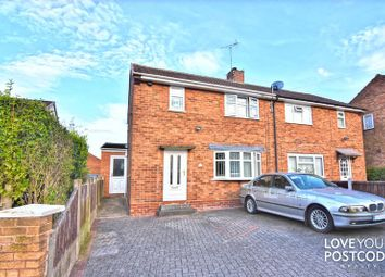 Thumbnail 3 bed semi-detached house for sale in Fairway Road, Oldbury, West Midlands