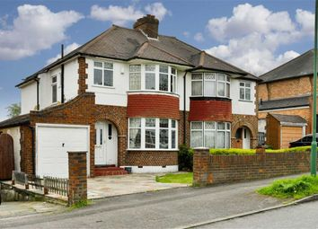 Thumbnail 3 bed semi-detached house for sale in St Clair Drive, Worcester Park, Surrey