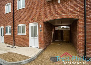 Thumbnail 3 bed town house for sale in High Street, Stalham, Norwich