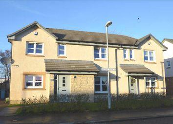 Thumbnail 3 bed semi-detached house for sale in Helve Place, Coatbridge