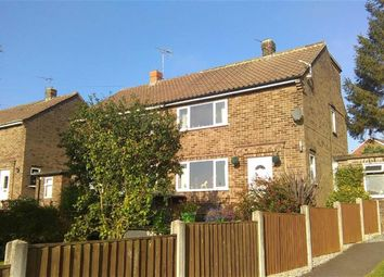 Thumbnail 3 bed semi-detached house for sale in Jeffries Lane, Crich, Matlock
