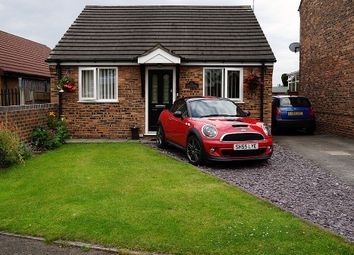 Thumbnail 2 bed detached bungalow for sale in Churchfields, Barnton, Northwich, Cheshire