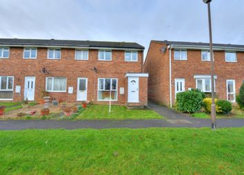 Thumbnail 3 bed end terrace house for sale in Carroll Close, Newport Pagnell, Buckinghamshire