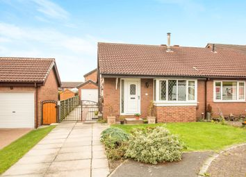 Thumbnail 3 bed semi-detached bungalow for sale in Broadcroft Drive, Tingley, Wakefield