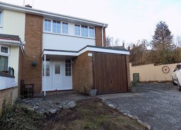 Thumbnail 3 bedroom semi-detached house to rent in Chapel Walk, Dudley