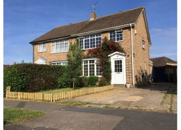 3 bed semi-detached house for sale in Springett Avenue, Lewes BN8