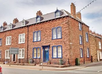 Thumbnail 4 bed end terrace house for sale in Curzon Street, Maryport