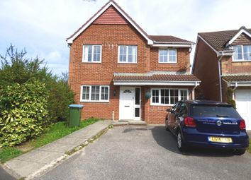 Thumbnail 4 bed detached house to rent in Kingfisher Drive, Wick, Littlehampton