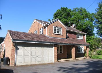 Thumbnail 1 bed detached house to rent in The Maultway, Camberley