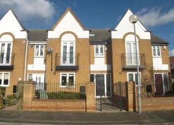 Thumbnail 4 bedroom property to rent in Wallis Close, St Leonards Hamlet, Hornchurch