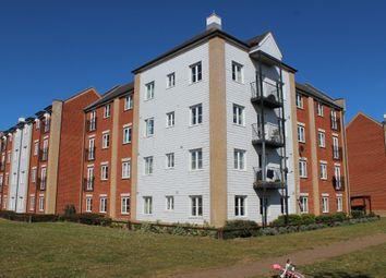 Thumbnail 2 bed flat to rent in Provan Court, Foxhall Road, Ipswich