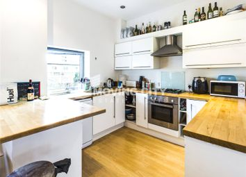 Thumbnail 4 bed flat to rent in Hutchings Street, London