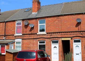 Thumbnail 2 bedroom terraced house for sale in Garden Terrace, Doncaster