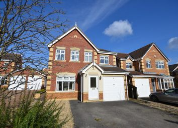 Thumbnail 4 bed detached house to rent in Hampton Close, Cleethorpes
