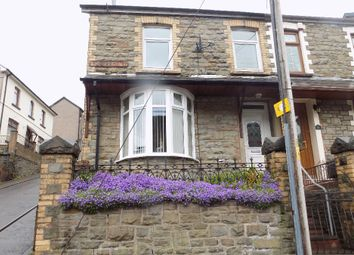 Thumbnail 2 bed semi-detached house for sale in Rosebery Street, Abertillery
