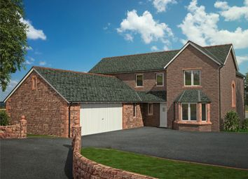 Thumbnail 4 bedroom detached house for sale in Meadow View, Irthington, Carlisle, Cumbria