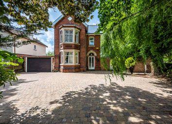 Thumbnail 4 bed detached house for sale in Burton Road, Gedling, Nottingham