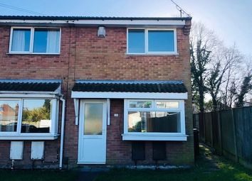 2 bed semi-detached house to rent in Sherwood Close, Mansfield, Nottinghamshire NG18