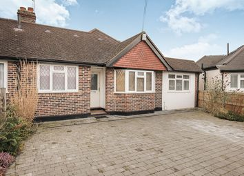 Thumbnail 5 bed bungalow for sale in Amis Avenue, West Ewell, Epsom