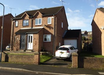Thumbnail 2 bed semi-detached house for sale in 11 Rosehill Drive, Dodworth, Barnsley